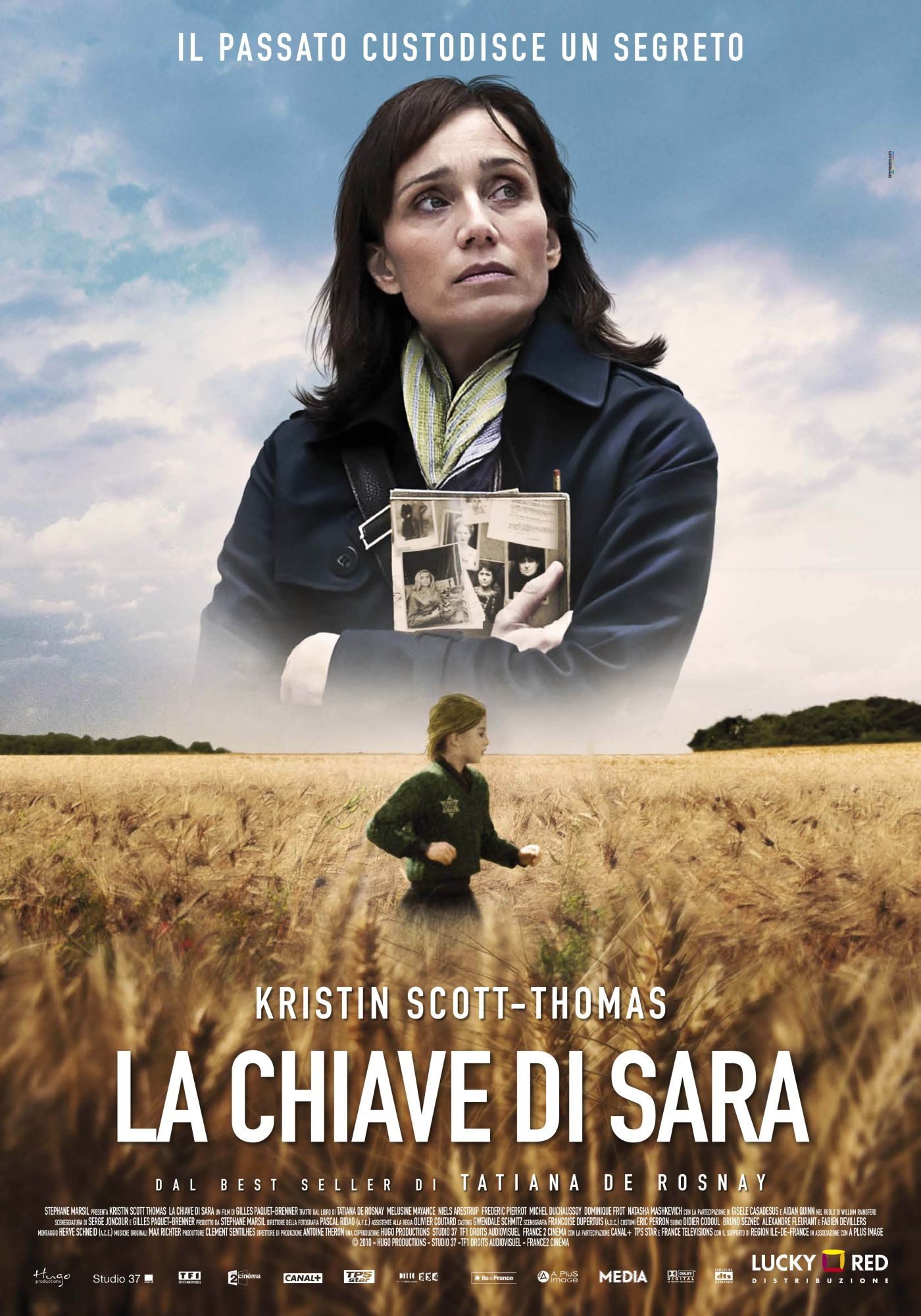 la chiave di sara locandina