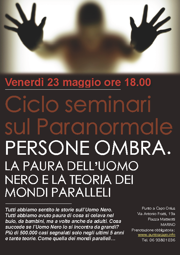 Paranormale Persone Ombra