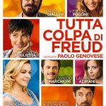 16 gennaio CINE&PIZZA con 'Tutta colpa di Freud'