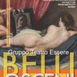 BELLI…OSCENI: una nuova scoperta sul nostro palco grazie al Gruppo Teatro Essere