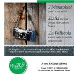 Sabato 13 febbraio il primo seminario sulla Fotografia di Gianni Alfonsi