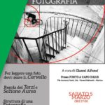 Sabato 5 marzo il SECONDO seminario sulla Fotografia di Gianni Alfonsi