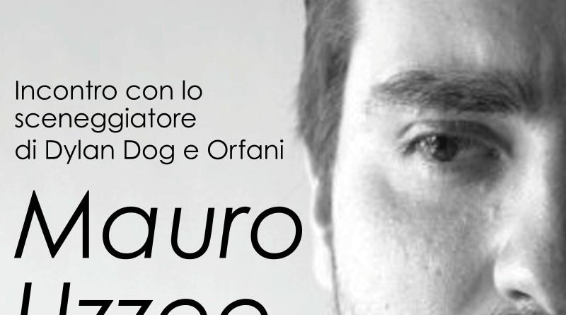 Domenica 28 febbraio incontro con Mauro Uzzeo