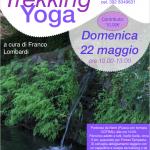 22 maggio: Piccolo Trekking Yoga al Lago di Nemi